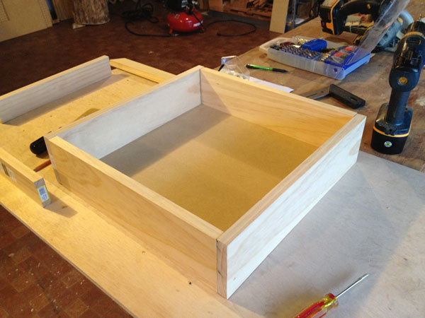 how to build a vacuum forming machine