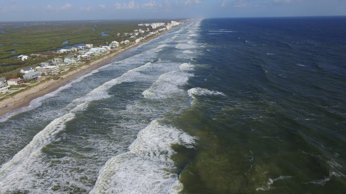New Smyrna Beach -Aerial Photography