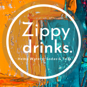 Zippy Drinks - Hemp Waters, CBD Sodas, Teas and Energy Drinks