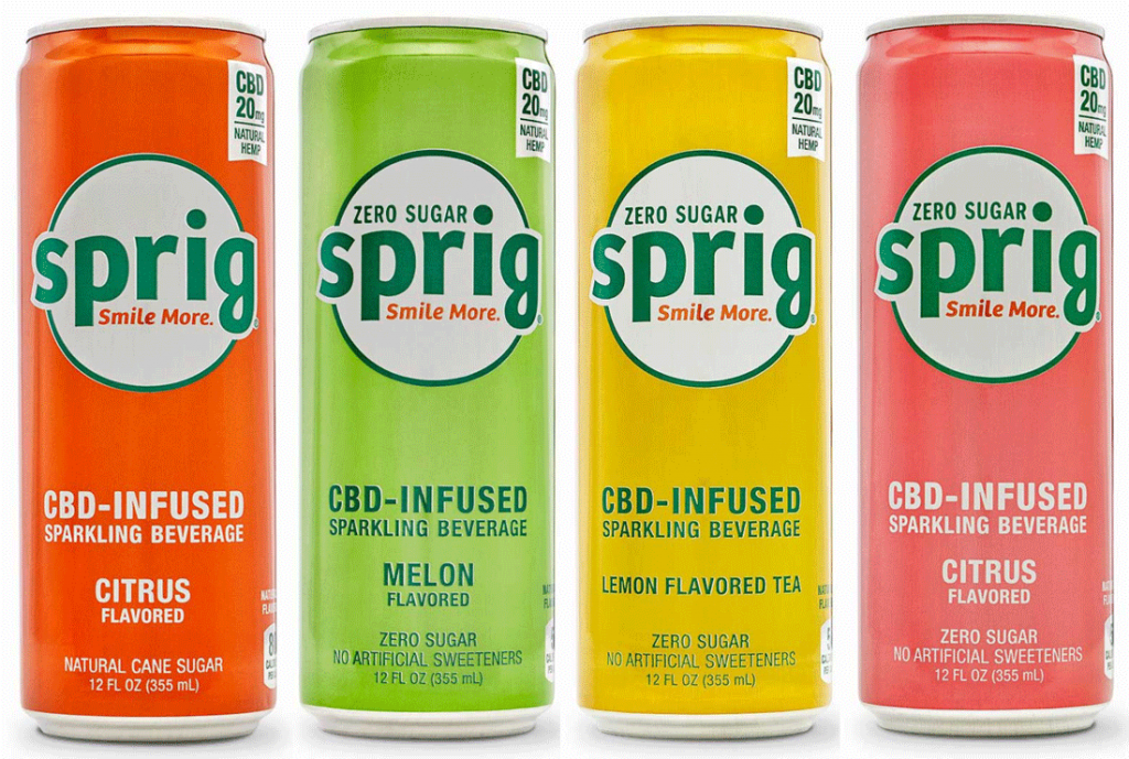 Grimmster Specialty Food and Beverage - Sprig